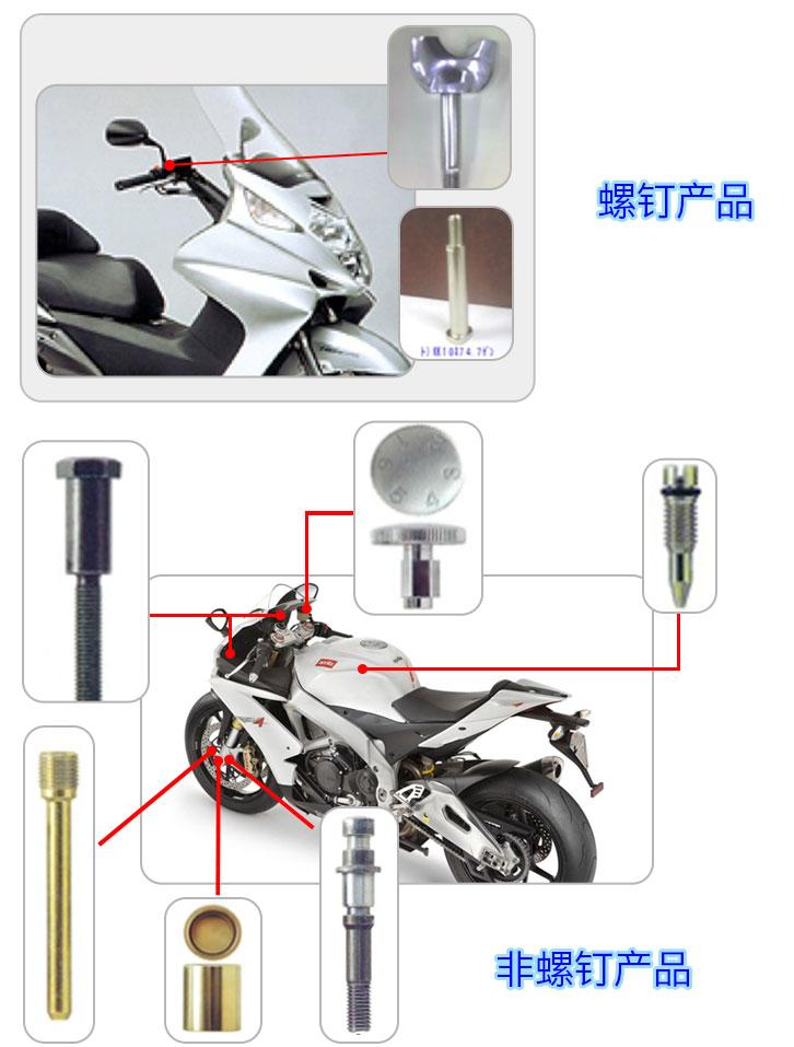 摩托车配件